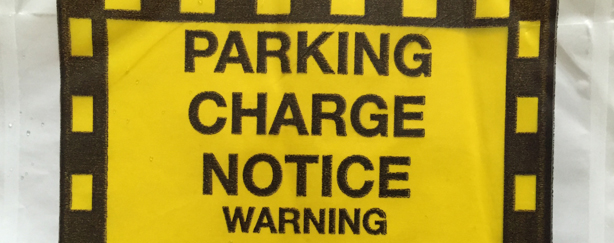 Parking Charge But Wasn T In Car Park