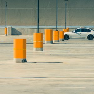 Guidance on social distancing in car parks